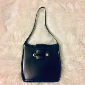 BALLY Switzerland Leather Handbag